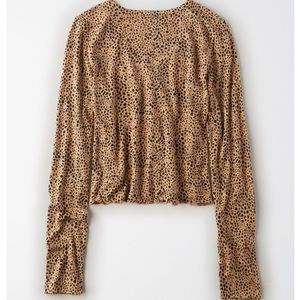 American Eagle Outfitters Sweaters - Soft & Sexy Plush Cardigan
